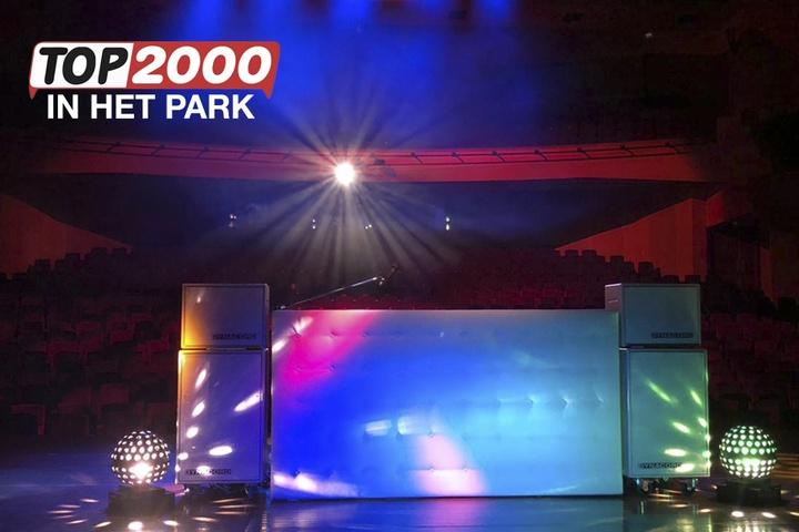Top 2000 in Het Park